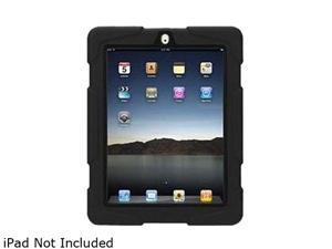 Griffin GB35380 Survivor Military-Duty Case with Stand for iPad 2 and The New iPad Black,Blue
