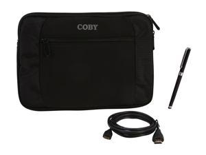 """Coby MPA-KIT10-1 Universal Tablet Accessory Kit for Up to 10.1"""" Screen Tablets"""