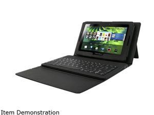 Hip Street HS-PBCASE-3IN1 Portfolio Case for Playbook with Bluetooth Keyboard Black