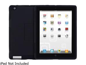 Incipio SILICRYLIC IPAD-211 Hard Shell Case with Silicone Core For iPad 2 Black