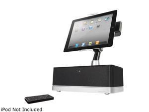 iLuv The ArtStation Pro iMM514 Hi-Fi Speaker Dock for iPad Black