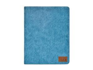 Great Jeans Denim Finished Portfolio Case for iPad 2 and The new iPad -