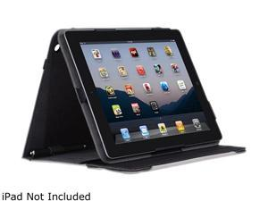 Incipio IPAD-251 New iPad Premium KICKSTAND Case with Stylus - Gray Nylon