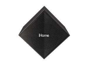 ihomeaudio IDM11B Rechargeable Portable Bluetooth Speakerphone Black