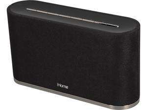 iHome IW2BC Speaker System for iPad, iPhone, and iPod with Wi-Fi and Ethernet