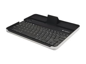 Logitech 920-003393x Keyboard Case for iPad 2 Silver