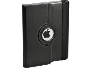 Targus Versavu THZ17101US Keyboard/Cover Case for iPad - Black