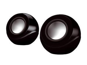 Archos 501920 Round Speakers (with USB cable) Black