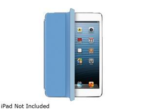 Aluratek Blue Smart Cover & Case for Ipad Mini - Blue Model AIMC03FSB