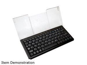 Macally BTKeyMini Portable Bluetooth Stand with Keyboard for iPad