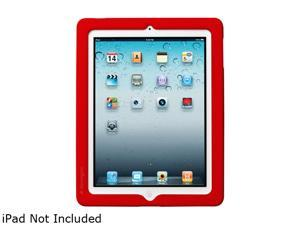 Kensington BlackBelt Protection Band For iPad 4 with Retina Display, iPad 3 and iPad 2 (K39375US) - Red
