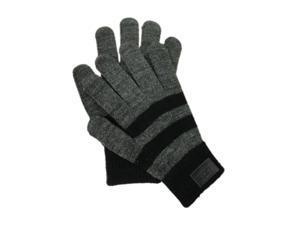 The Joy Factory HUU101 eGloves, Ultra Sensitive Gloves for Smartphones & Tablets (Size S/M) - Gray/Black