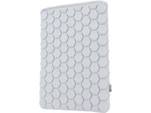 macally White Honey Sleeve for iPad2 Model HONEYSLEEVEW