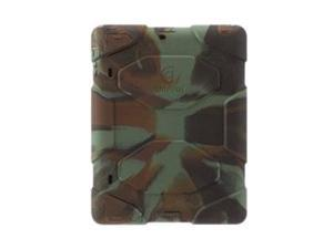 Griffin Hunter Camo Heavy-Duty Survivor Case + Stand for iPad 2, 3, and 4th Gen