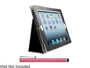 Kensington Pcmall Only Kit Folio Case and Pink Stylus Model K39397/K39364 PCM