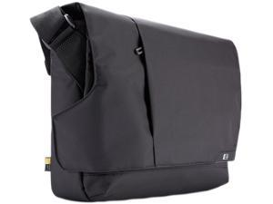 "Case Logic Black 14.1"" Laptop and iPad Messenger Model MLM-114BLACK"