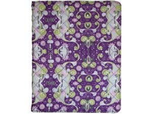 PC Treasures 08656 Folio Case for Pad 2 and New iPad Purple