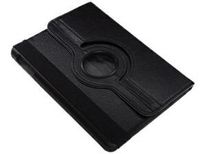 Premiertek LC-IPAD_MINI-BK Case W/rotate Case Stand For Apple Ipad Mini Black