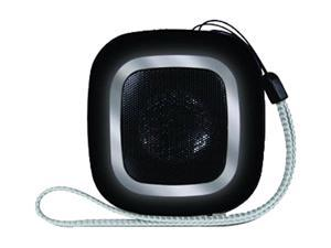 dreamGEAR ISOUND-1603 Mini Speaker (square) Black