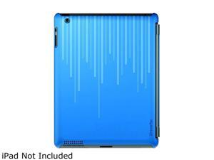XtremeMac 02624 Microshield Silkscreen SC for IPAD 2012 Blue