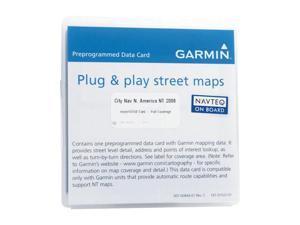 Garmin City Navigator North America NT (microSD Card)