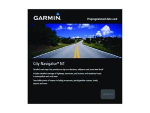 GARMIN City Navigator Europe NT - Italy & Greece, microSD/SD card