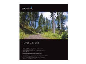 GARMIN TOPO U.S. 24K - Mountain Central (microSD card)