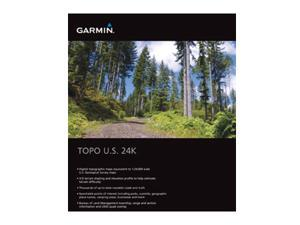 GARMIN 010-C0950-00 TOPO U.S. 24K - Mountain Central (microSD card)