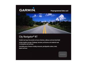 GARMIN City Navigator Europe NT – Nordics (microSD card)