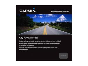 GARMIN City Navigator Europe NT – U.K. & Ireland (microSD card)