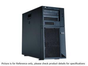 IBM x3200 M3 Tower Intel Xeon X3450 2.67GHz 2GB DDR3 Server Intel Xeon Processor X3450 4C 2.67GHz 2GB 732854U