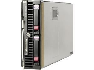 HP ProLiant BL460c G7 Blade Server System Intel Xeon E5620 2.4GHz 4C/8T 6GB (3 x 2GB) Operating System None 603588-B21
