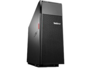 Lenovo ThinkServer TD350 Tower Server System Intel Xeon E5-2620 v3 6C/2.4GHz/15MB/85W/1866MHz 8GB Microsoft Windows Server 2012 R2, 2012, and 2008 R2,Windows Small Business Server 2011, Red Hat Enterp