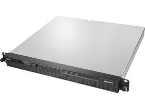 Lenovo ThinkServer RS140 70F30007UX 1U Rack Server - 1 x Intel Xeon E3-1225 v3 3.20 GHz