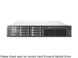 HP ProLiant DL380 G7 Rack Server System Intel Xeon E5645 2.40GHz 6C/12T 6GB (3 x 2GB) DDR3 633407-001