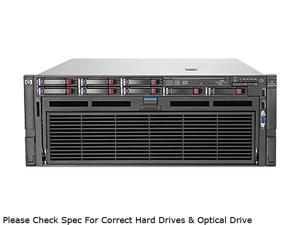 HP ProLiant DL585 G7 Rack Server System                                                                                       4 x AMD Opteron 6276 2.3GHz 16-Core 128GB (16 x 8GB) DDR3 No Hard Drive 65