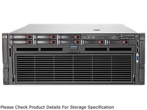 HP ProLiant DL580 G7 Rack Server System 2 x Intel Xeon E7-4807 1.86GHz 6C/12T 64GB (8 x 8GB) Operating System None 643066-001
