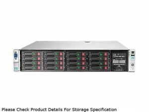 HP ProLiant DL380p Gen8 Rack Server System 2 x Intel Xeon E5-2660 2.2GHz 8C/16T 32GB (4 x 8GB) No Hard Drive 670853-S01
