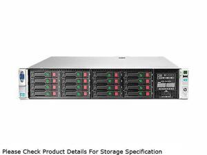 "HP ProLiant DL380p Gen8 Rack Server System Intel Xeon E5-2620 2.0GHz 6C/12T 16GB (2 x 8GB ) No Hard Drive (8 SFF 2.5"" SAS/SATA ..."
