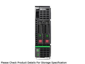 HP ProLiant BL460c Gen8 Blade Server System Intel Xeon E5-2650 2GHz 8C/16T 32GB (4 x 8GB) No Hard Drive 666159-B21