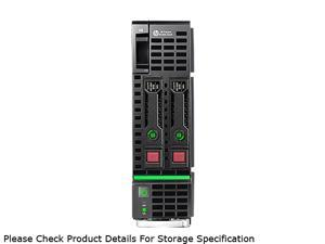 HP ProLiant BL460c Gen8 Blade Server System Intel Xeon E5-2620 2GHz 6C/12T 16GB (4 x 4GB) No Hard Drive 666161-B21