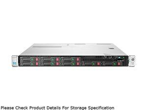 HP ProLiant DL360e Gen8 Rack Server System Intel Xeon E5-2407 2.2GHz 4C/4T (Max 2 Sockets/8 Cores) 8GB (2 x 4GB) 668814-001