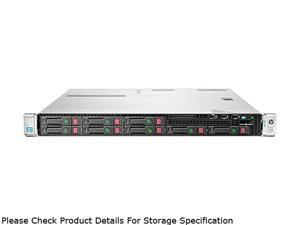 HP ProLiant DL360e Gen8 Rack Server System 2 x Intel Xeon E5-2430 2.2GHz 6C/12T 24GB (6 x 4GB) No Hard Drive (up to (8) SFF ...