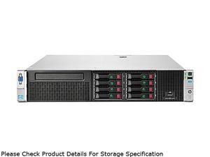 HP ProLiant DL380e Gen8 Rack Server System Intel Xeon E5-2403 1.8GHz 4C/4T 4GB (1 x 4GB) DDR3 648256-001