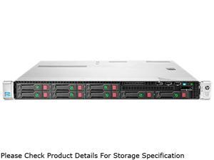 HP DL360E G8 Rack Server System Intel Xeon E5-2403 1.8GHz 4C/4T 8GB Operating System None 686210-S01