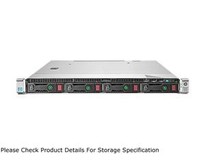 HP ProLiant DL320e Gen8 Rack Server System Intel Xeon E3-1220V2 3.1GHz 4C/4T 4GB 675421-001