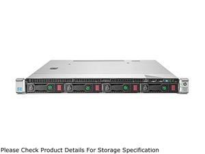HP ProLiant DL320e Gen8 Rack Server System Intel Xeon E3-1240V2 3.4GHz 4C/8T 8GB No Hard Drive 675422-001