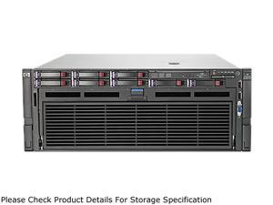 HP ProLiant DL580 G7 Rack Server System 4 x Intel Xeon E7-4870 2.4GHz 10C/20T 128GB 64 DIMM slots Advanced ECC Online Spare ...
