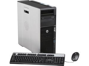 HP Z620 Workstation Rackable minitower Server System Intel Xeon E5-2620 2GHz 6C/12T 6GB Operating System Windows 7 Professional ...