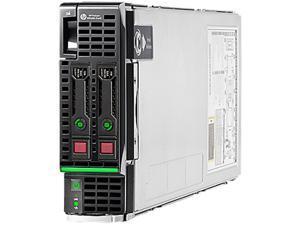HP ProLiant WS460c Gen8 Blade Server System 2 x Intel Xeon E5-2637 3GHz 2C/4T 32GB (8x4GB) Operating System None 678275-B21